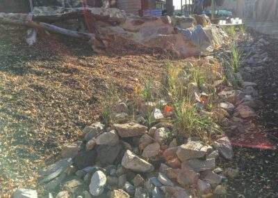 Dirtwork Landscaping - Softscaping natural elements
