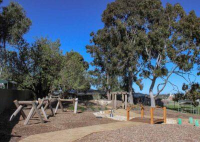 Dirtwork Landscapes Antonio Catholic School Nature Play