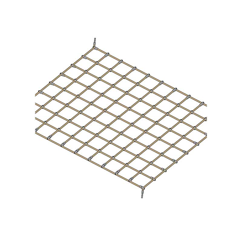 Dirtwork Landscapes - Netting structures