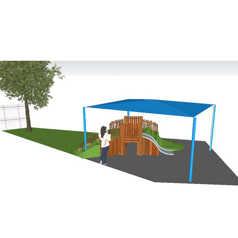 Dirtwork Landscapes Nature Play Features